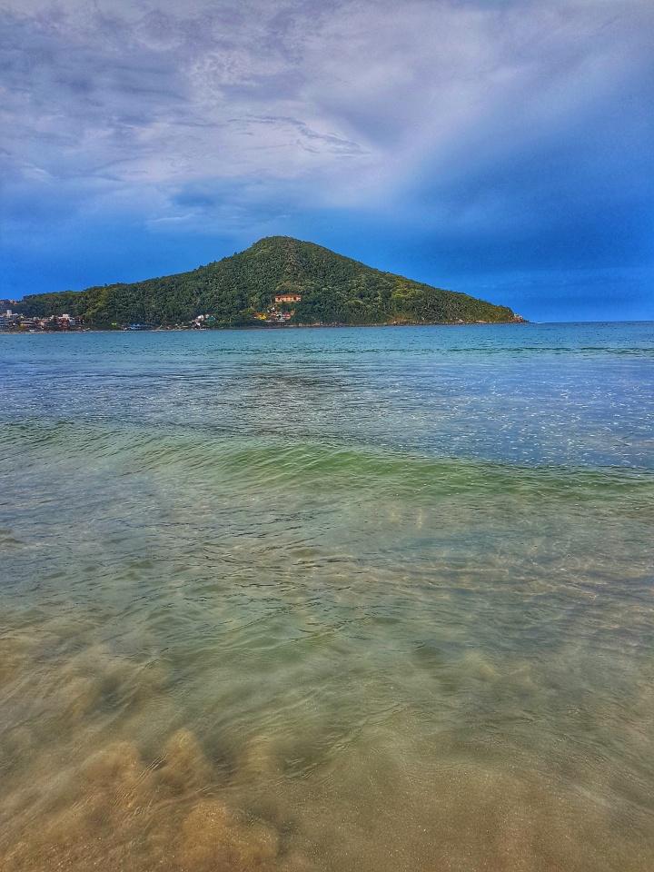 Praia de 4 ilhas. Santa, Bela e MaravilhosaCatarina!