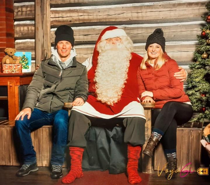 Vila do Papai Noel, Rovaniemi.Lapônia.