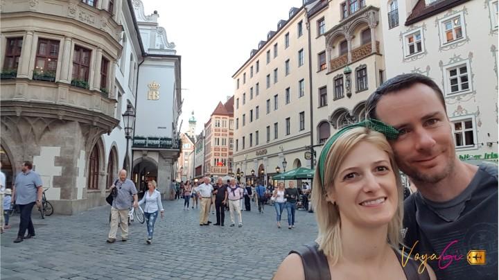 Cervejas em Munique, Alemanha. Tour pelas cervejarias edegustações.